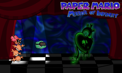 Paper Mario: Mirror of Infinity: Trial 6 by Renleixue