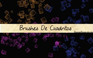 Brushes De Cuadritos by tillweseethesun