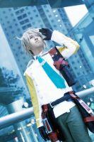 Final Fantasy XIII-2 : Hope Estheim :: 03 by soulCerulean