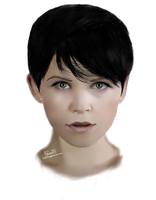 Mary Margaret/Snow White - Once Upon A Time by Rousetta