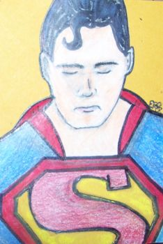 Superman Again by cherith