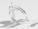 Serperior Wrap Ring by laczabetyar