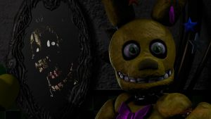 Don't Look... [SFM Remake] by TheClassyPlushtrap