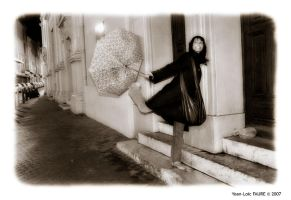 Dancing in the Rain I by ylf13