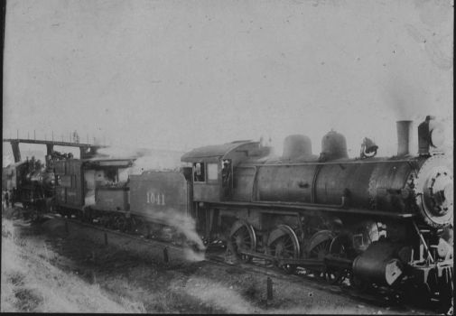 Early picture of an R-1 by PRR8157
