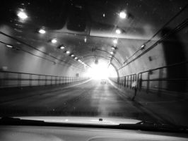 The Second Trip. The Tunnel by aprilsloveaffair