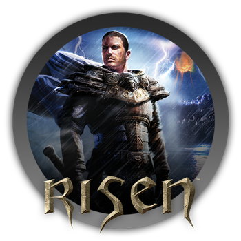 Risen - Icon by Blagoicons