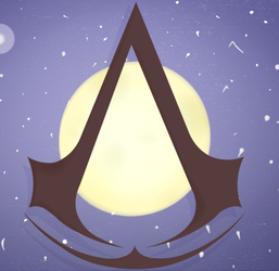 Assassin's Creed Monster AU Logo by Msmileena