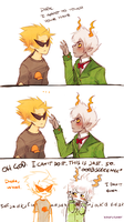 oh the obscenity by ikimaru-art