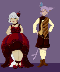 HL - Spring Fashion Contest Entry by Deegcakes