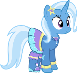 Trixie - Equestria Girls Clothing by Zacatron94