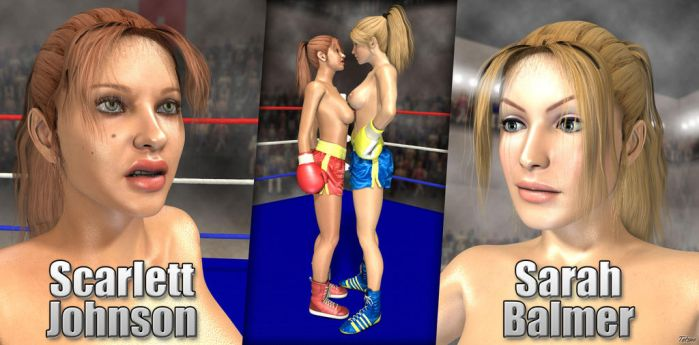 TBL Championship Bout - 1 by Tetsuo72