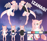 Izanagi full  Reff Sheet by WibbleyWobbleys
