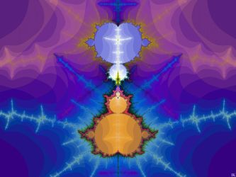 Collision of Mandys by FractalMonster
