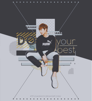 [05/07/2017 - ID] RAP MONSTER - DO YOUR BEST by Naomihyo