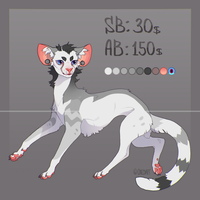 Adopt auction #39 [CLOSED] by todaff
