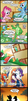 pokemans pink: the end by CSImadmax