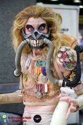 Mad Max Comic Con Chicago 2015 by ratdog420