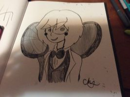 The distortionist by Chitheidiot