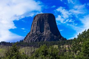 Devils Tower by TheArtOfaMadMan