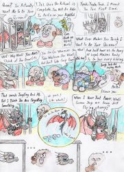 Cynder and the Pugglies, comic page 5 by Grimmyweirdy