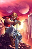 Masters of the Universe 2 by JPRcolor