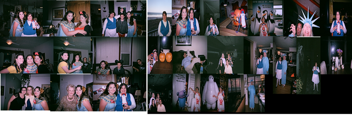 my halloween pictures by biancaroseg
