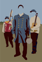 The Decemberists by Genflag