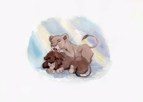 The lion king by Juli556