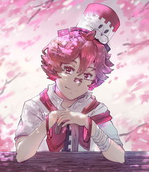 #FukaseFriday by Ekkoberry