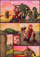 Between the Vale PROLOGUE:: Page 2 by Blaze-TFD