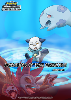 PMD Gates to Infinity AoTP: Chapter 1 by Anocra