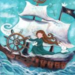 beneath full sails by libelle