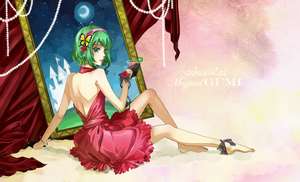 Vocaloid : Megpoid GUMI by ForeverMedhok