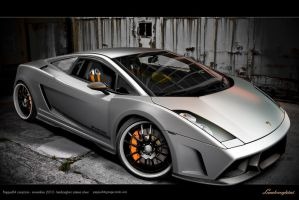 lambo sateen silver - peppus84 by peppus84