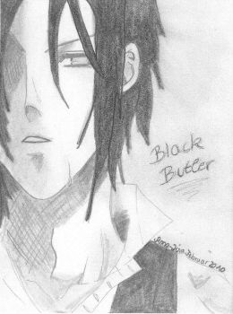 Black Butler by Lilain