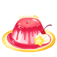Kirby Flan 2.0 by ShadedPenumbra