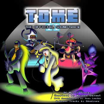 TOME: The Official Soundtrack II RELEASE by Kirbopher15