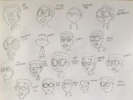 Style Challenge by Dabutlers100