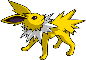 Jolteon Vector