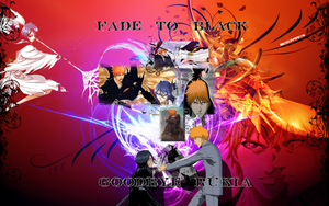 Fade to Black wallpaper by Ishily