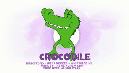 Crocodile and Rabbit -video-