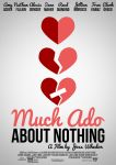 Much Ado About Nothing Poster v2 by bluemoonpriestess