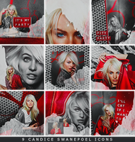 049 - Candice Swanepoel Icons by sylvador123