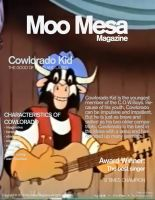 Moo Mesa Magazine #5: Cowlorado Kid by CCB-18