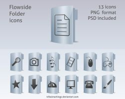 Flowside icons by KillboxGraphics