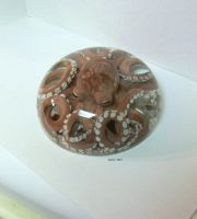 Octopus paperweight by TinyAna