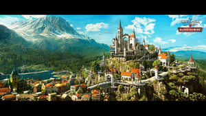 The palace of Beauclair by Scratcherpen