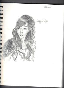 Lindsey Stirling by AnimeAddict268