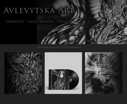 Dark Art Gallery - Avlevytska.com by Ddeserted